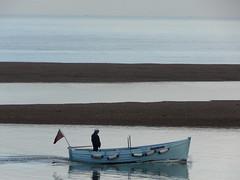 Felixstowe - Suffolk - From Ferry To docks