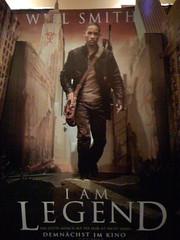"""I Am Legend"" Cinema Advertisement"