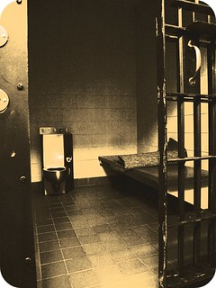 Bedford Jail Cell