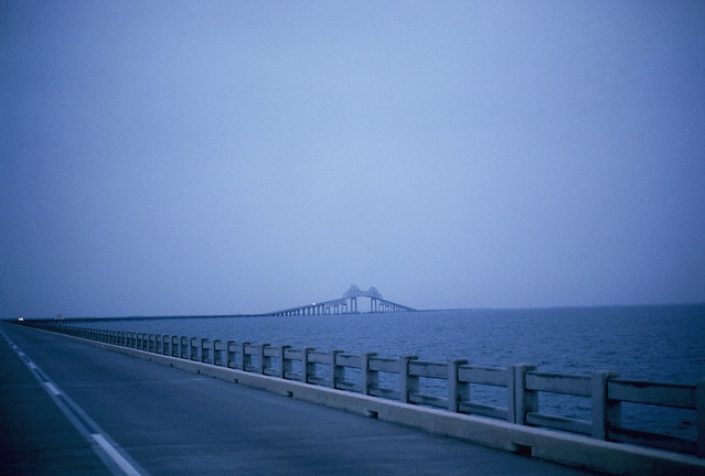 Old Sunshine Skyway Bridge Tampa 1963 Flickr Photo
