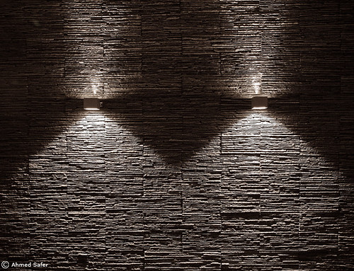 Three ways to transform a wall under dress for Interior wall textures designs