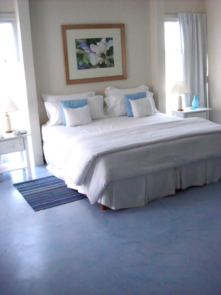 Microcemento alisado para pisos y revestimientos for Piso hormigon pulido