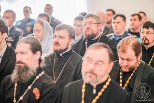 Молебен в Спасском соборе 340