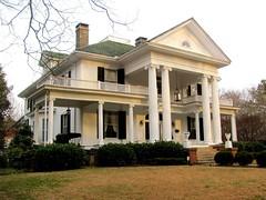 Robert G. Lassiter House, 1908, Oxford, North Carolina