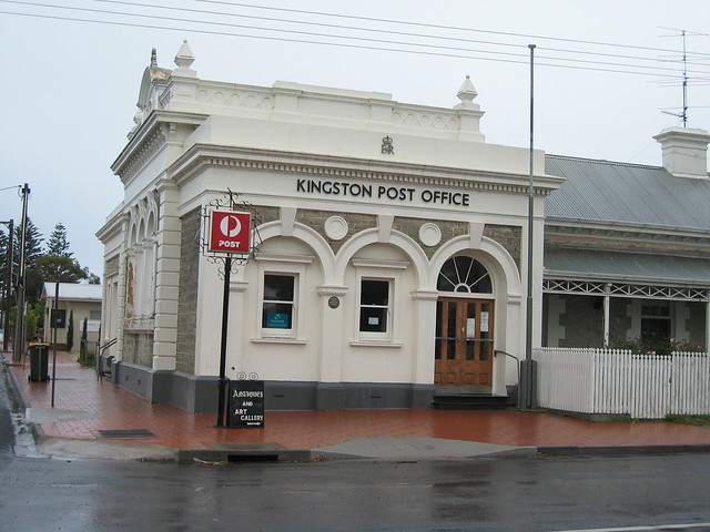 The Post Office Cafe Babylon Menu