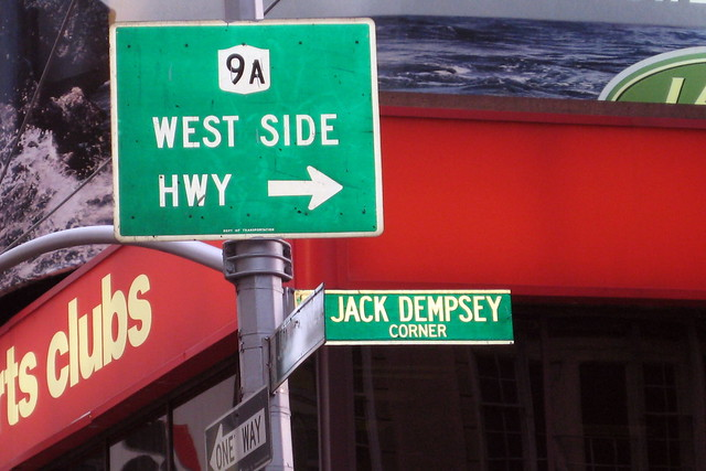 Dempsey S Restaurant New York