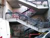Scale accesso stazione serenissima