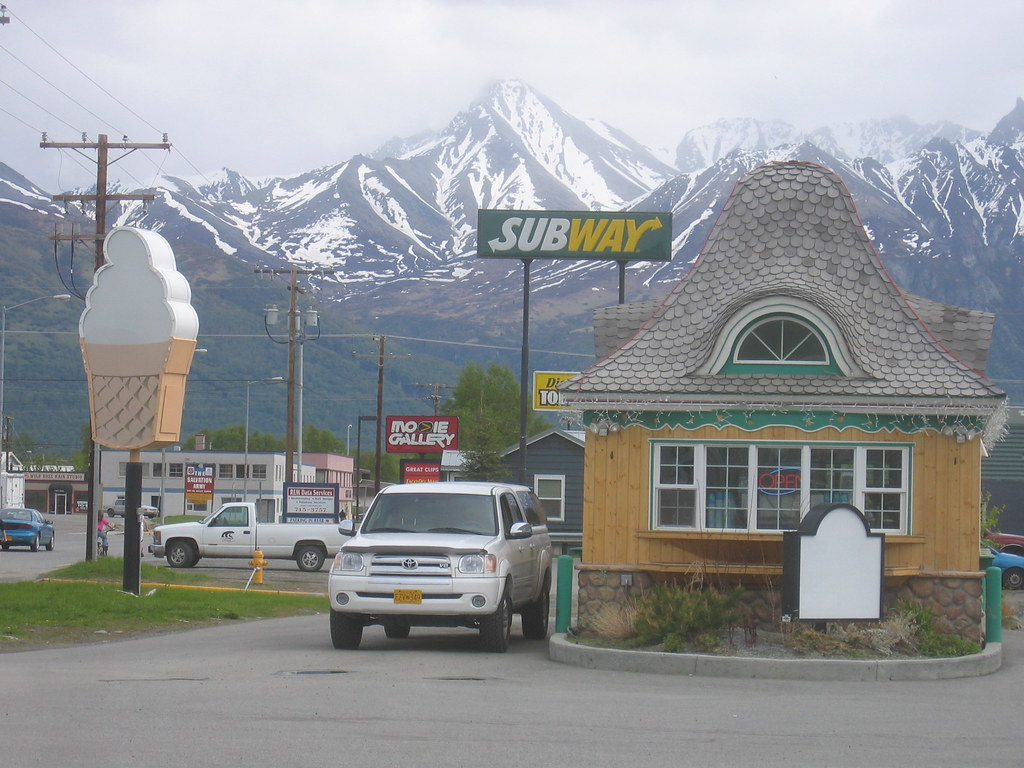 Palmer Map - Matanuska-Susitna Borough, Alaska - Mapcarta