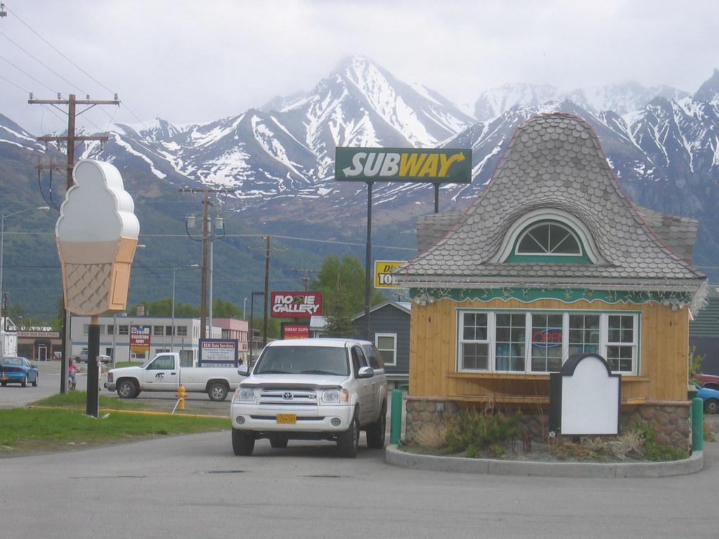 Palmer matanuska susitna borough alaska tripcarta Alaska garden gate b b and cottages