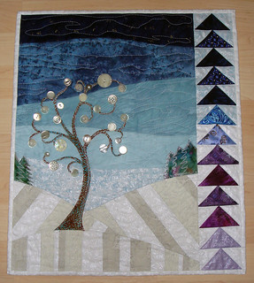 4SQS Winter Quilt by Tami