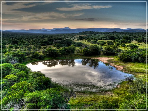 africa nature water southafrica lumix fz20 landscapes scenery panasonic hdr reserves limpopo dams 3xp i500 interestingness395 platinumheartaward hannessteyn koedoesdraai explore20080217 i500set1