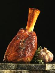 Recette jarret de veau la proven ale - Cuisiner jarret de veau ...