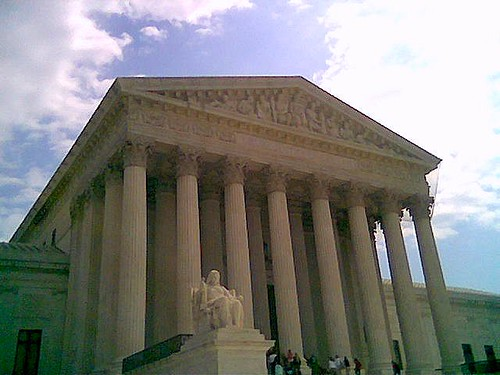SCOTUS (image: debaird, flickr)