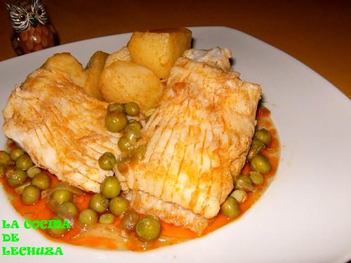 La cocina de lechuza recetas de cocina con fotos paso a for Cocinar raya a la gallega