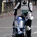 Stormtrooper running the marathon by davehunt82