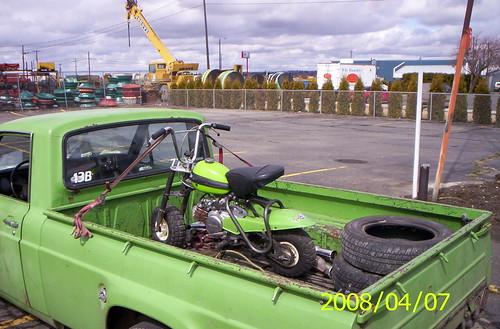 1969 Honda QA50 by SkidMcrotary