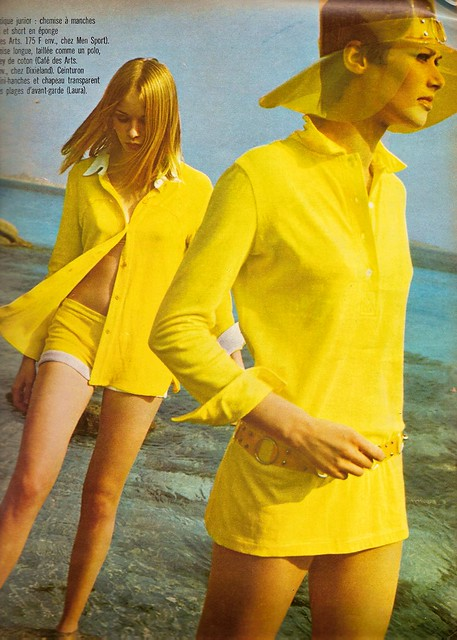 frenchelleMay67yellowfashion