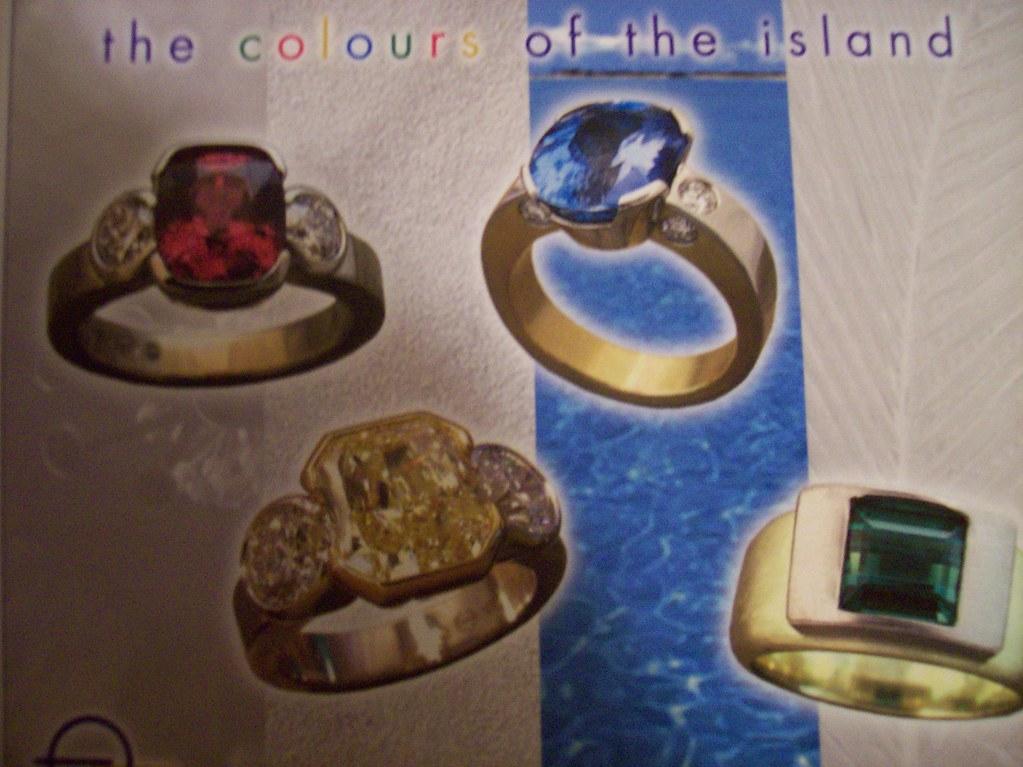 Jewelry - St. Thomas