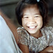 Small photo of SAIGON 1973 - Young girl at market