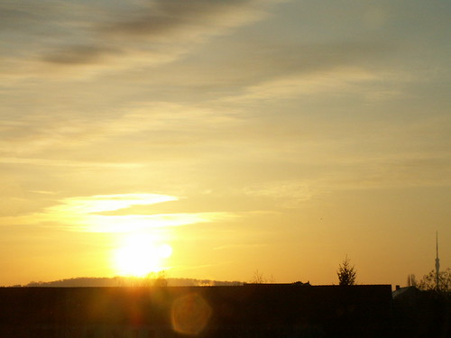 Sonnenaufgang Himmel Amour, amour tes douces charmes 27