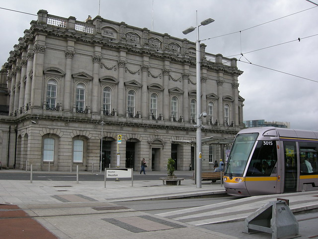 Heuston Station Dublin