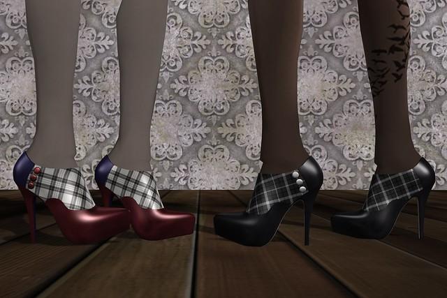 Helter Heels