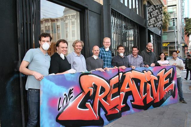 creativeLIVE Workshop!