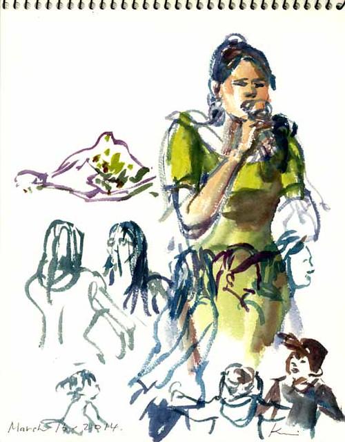 A Philippine singer-2