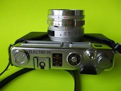 Yashica G  Electro 35