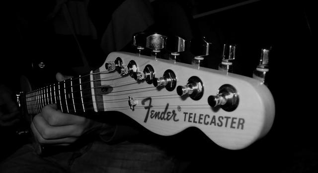 Photo:Fender ® TELECASTER By jorge.correa