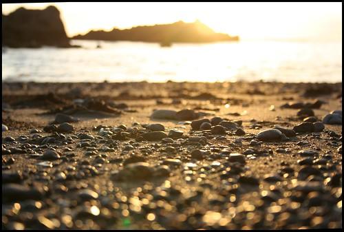 sunset golden bokeh playa canarias tenerife puestadesol canary soe dorado piedras alcalá mifavorita challengeyouwinner