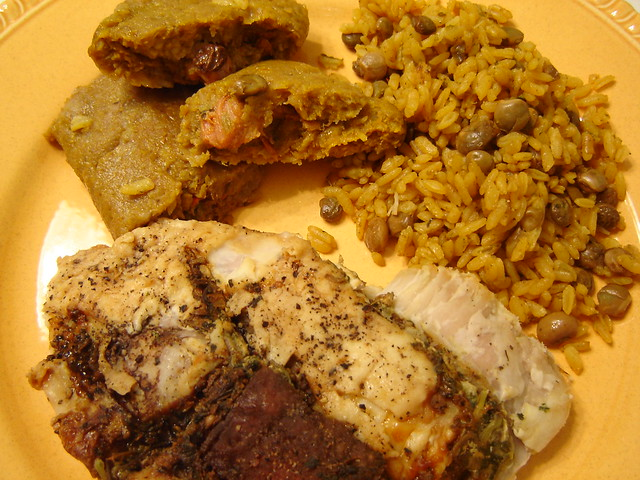 authentic puerto rican food flickr photo sharing
