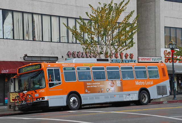 Lacmta Metro Bus A Gallery On Flickr