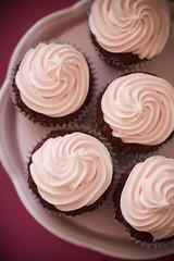 baking, buttercream, whipped cream, cupcake, food, icing, dessert, meringue,