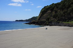 Caloura - Praia 1
