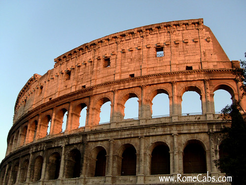 Colosseo (Rome in A Day Tour)