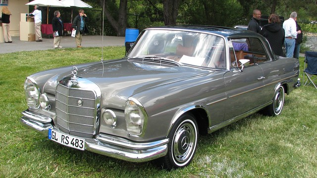 1968 mercedes benz 280 se coupe 3 flickr photo sharing for 1968 mercedes benz 280 se convertible