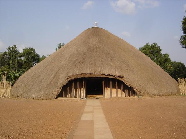 Kampala Kasubi Tombs