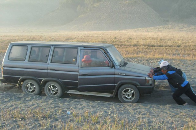 Image of Kijang Modifikasi