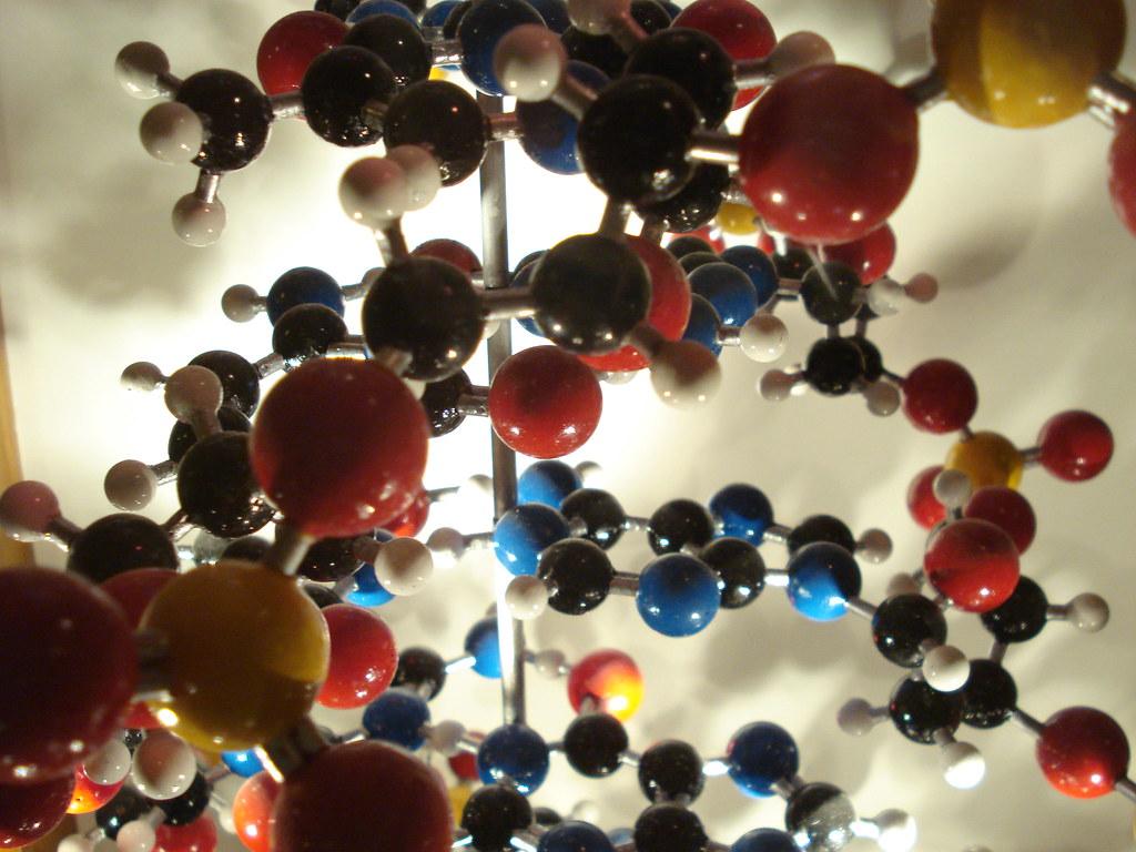 Molecule display