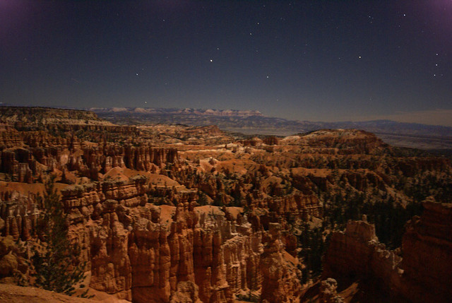 Bryce Canyon Night This Was A 30 Second Exposure With
