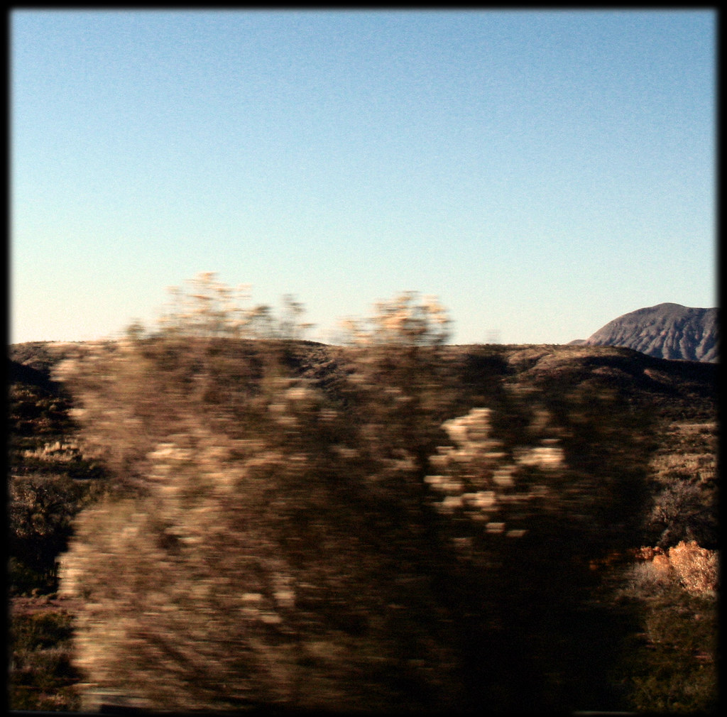 Views from the Road, 2006, New Mexico