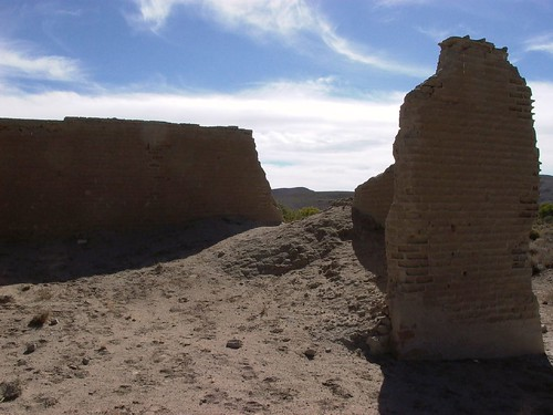 history abandoned landscape lumix desert nevada roadtrip civilwar adobe fortchurchill 395