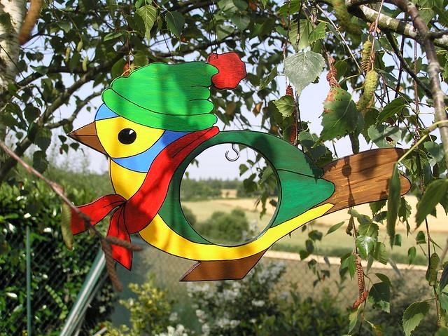 Oiseau porte boule de graisse flickr photo sharing - Boule de graisse oiseau ...