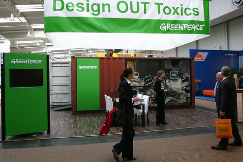 """Design out Toxics"""