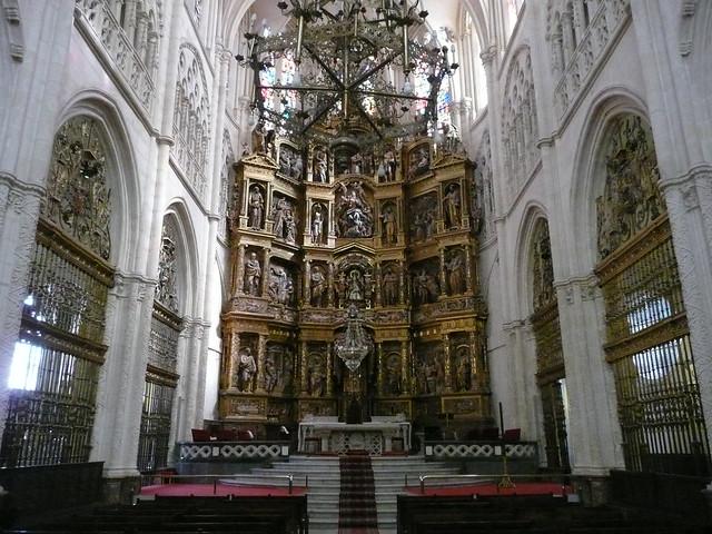Interior Catedral de Burgos | Flickr - Photo Sharing!  Interior Catedr...