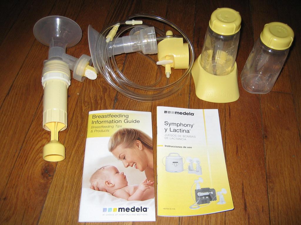 medela breast machine only