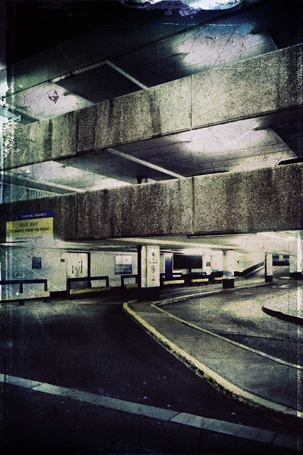 Car Park 1 - NCP Churchill Sq