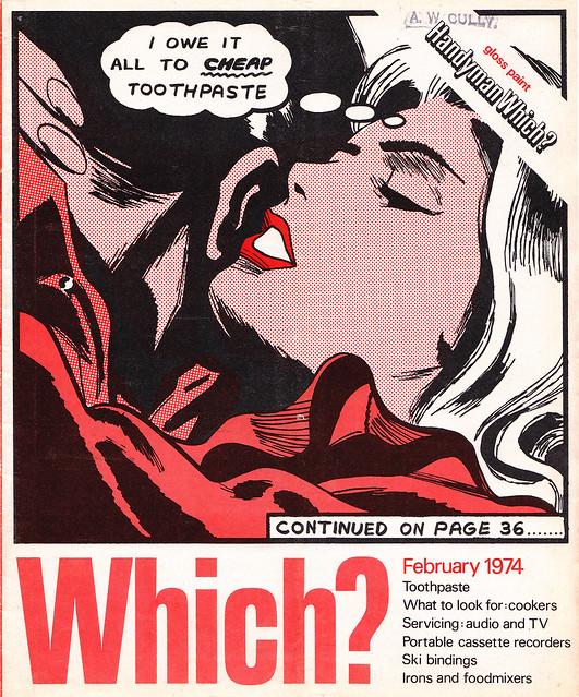 Which? Magazine  February 1974