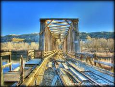 Atlas Mine Rail Bridge
